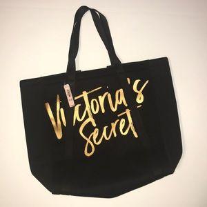 Victoria's Secret Beach Bag for wine!